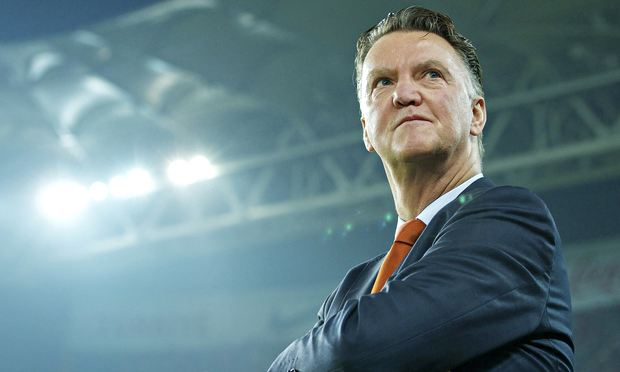 Louis van Gaal has started his World Cup preparations with Holland