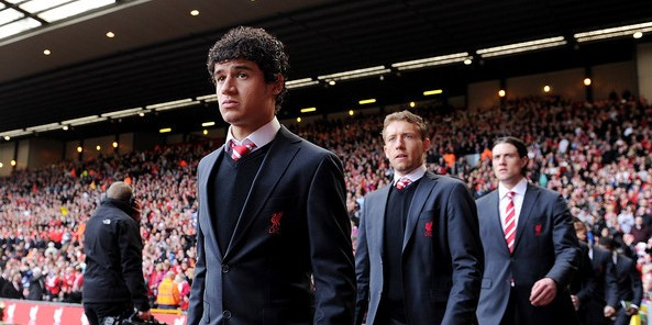 Brendan rodgers hopeful that philippe coutinho and jose for Interieur sport philippe lucas