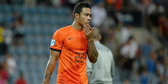 Manchester United winger Depay had a poor international break along with teammate Dale Blind