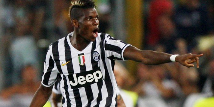 Pogba has been linked with a Chelsea transfer