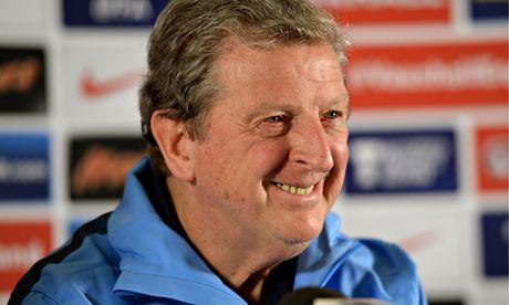 Soccer - Roy Hodgson Filer