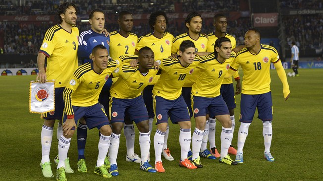 Colombia come into the tournament as World no. 4 but are as long as 25-1 to lift the trophy