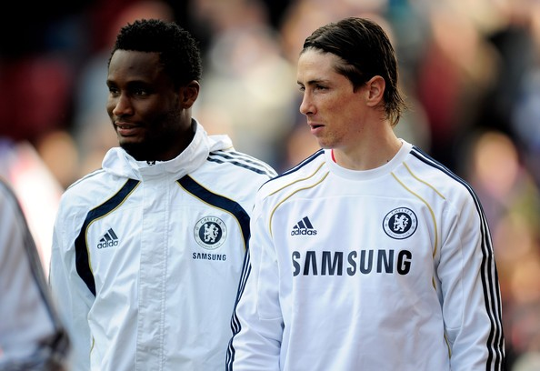 Torres and Mikel are both in Inter Milan target