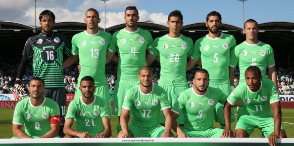 Algeria v Armenia - International Friendly