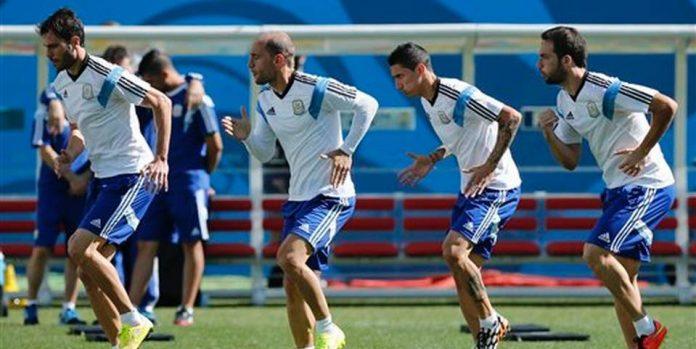 893Brazil Soccer WCup Argentina