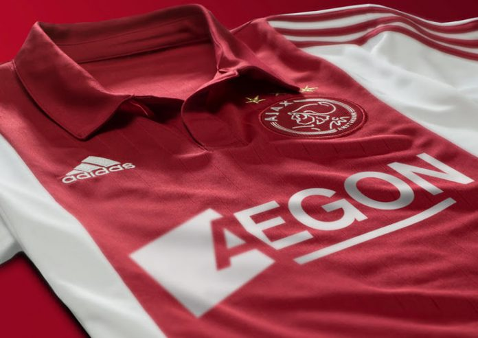 Adidas Ajax 14-15 Home Kit (0)