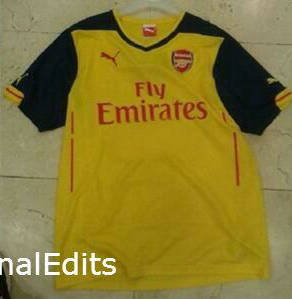 Arsenal 14-15-Away-Kit