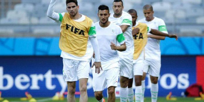 Brazil Soccer WCup Algeria-3