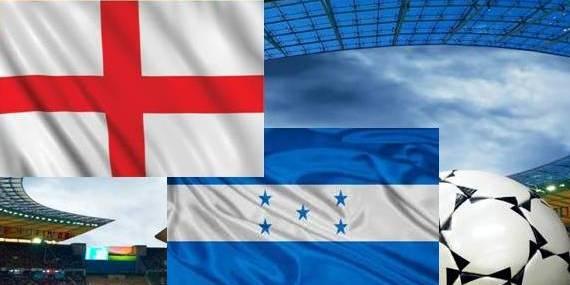 England-Honduras