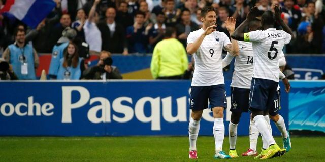 Friendly-France-Paraguay-Squad