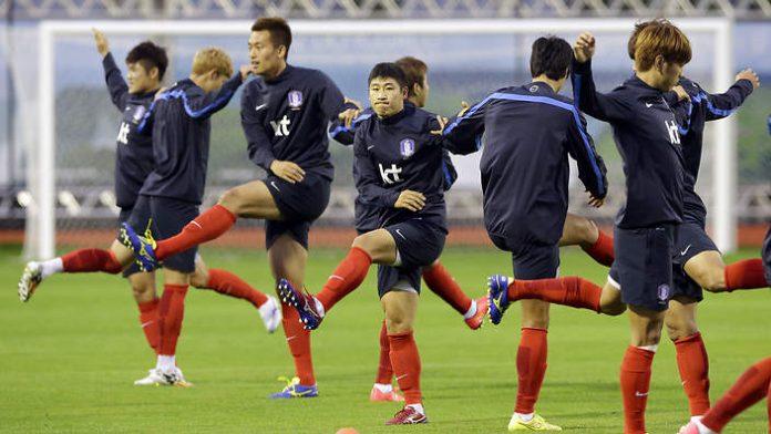 Brazil Soccer WCup South Korea