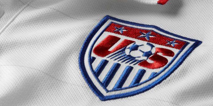 USA 2014 World Cup Home Kit