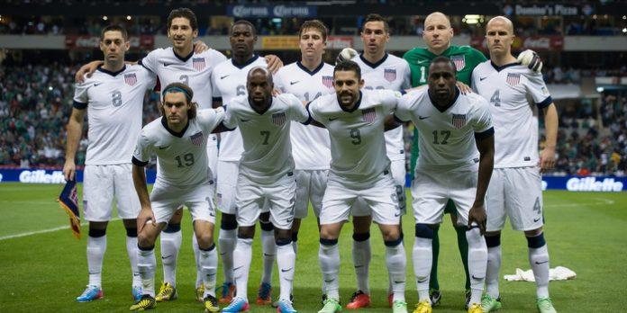 USA Starting 11