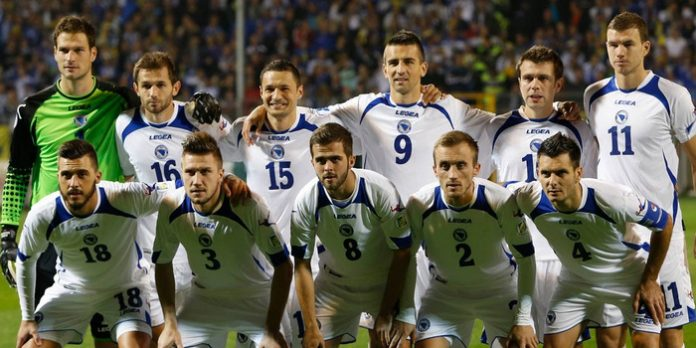 Bosnian football team