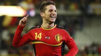 "Dries Mertens, the ""Dark Horse"" within many people's World Cup Dark Horse's (Photo: www. thesportslabuk.wordpress.com)"