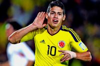 James Rodriguez has established himself as a key player for both his club AS Monaco FC, and the Colombian national team (Photo: www.lavanguardia.com