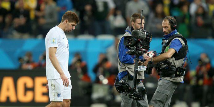 Soccer - FIFA World Cup 2014 - Group D - Uruguay v England - Estadio Do Sao Paulo