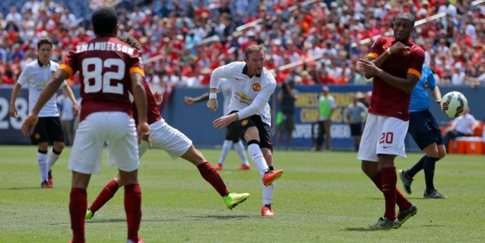 International-Champions-Cup-2014-AS-Roma-v-Manchester-United