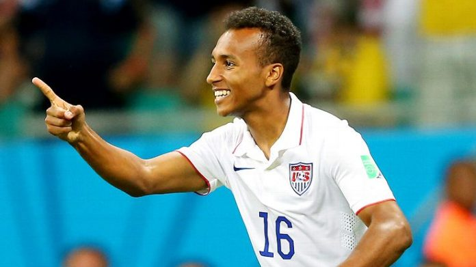 Julian Green will be one of the new leading faces for the Yanks in the coming years. Photo provided by ESPN FC.