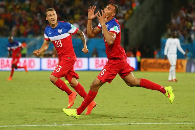 The Yanks could potentially be facing Colombia on Sept. 9, at San Antonio, TX. Photo provided by Bleacher Report.