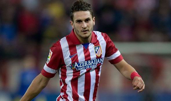 Koke: Creative outlet