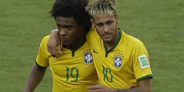 neymar-willian-brasilianische-nationalmannschaft-fussballwm