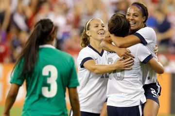 The American Ladies will be facing Mexico twice in September, for their final tune up before the 2014 CONCACAF Women's Championship starts in October. Photo provided by wmgllc.com.