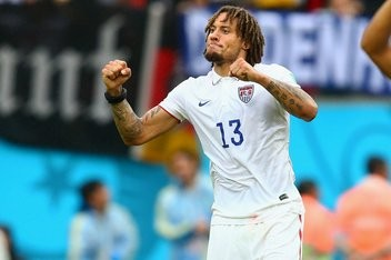 Jermaine Jones is heading to Major League Soccer side, the New England Revolution. Photo provided by thebentmusket.com.