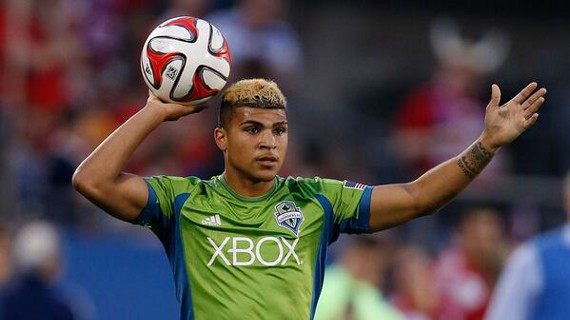 U.S. international DeAndre Yedlin is moving to Europe, and Tottenham is the place where all roads are heading too. Photo provided by Stoppage Time Soccer.