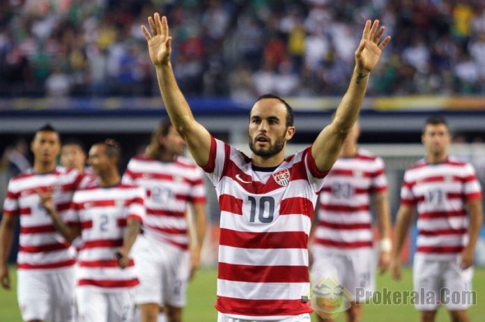 Landon Donovan will get his swan song for the national team against Ecuador on Oct. 10 at the Renstcheler Field in East Hartford, Conn. Photo provided by prokerala.com.