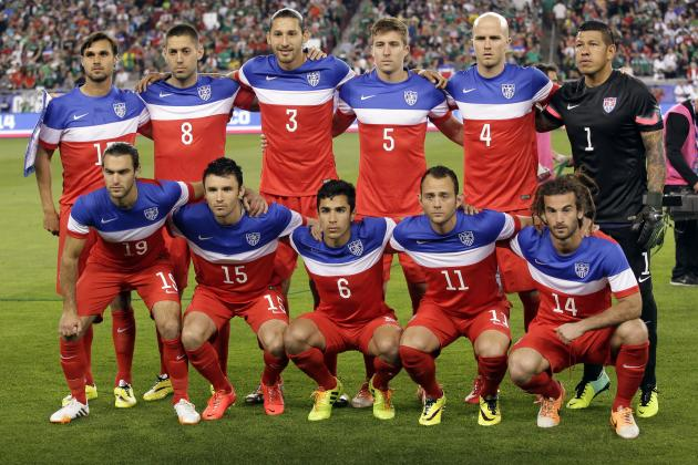 The USMNT will be hosting Ecuador on Oct. 10 at Rentschler Field in East Hartford, CONN in a FIFA Friendly match. Photo provided by BleacherReport.com.