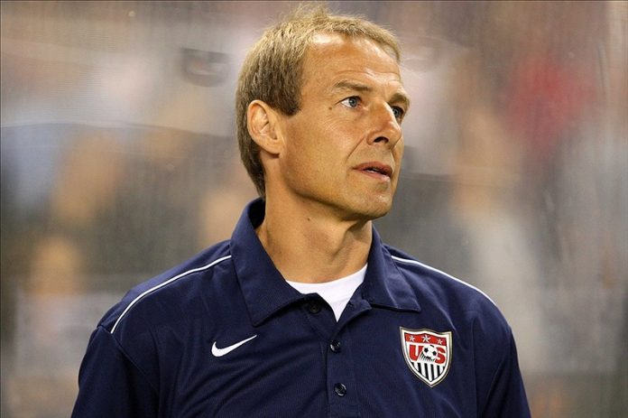 Jürgen Klinsmann and the USMNT lost the great opportunity of playing against Colombia in Sept, due to Los Cafeteros failing to sign the written contract by the deadline on Monday. Photo provided by The Big Lead.