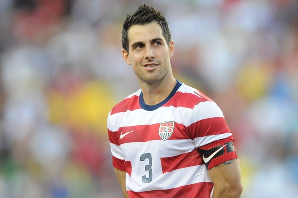 On Thursday Carlos Bocanegra announced, he will be retiring from the game of soccer at the end of 2014 Major League Soccer season. Photo provided by ISI Photos.