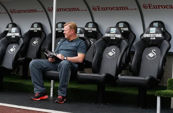 Ronald+Koeman+Swansea+City+v+Southampton+Premier+9o6zKDw5kSll