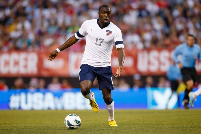 Jozy Altidore returns the national team as a captain. Photo provided by largeup.com.