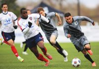 Minnesota United midfielder Miguel Ibarra could be the first North American Soccer League player to suit up for the Stars and Stripes since 2005. Photo provided by MNUnited.com.