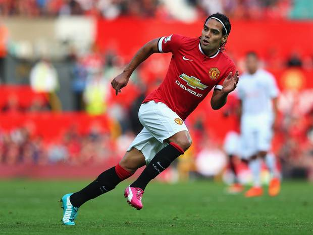 Falcao injury