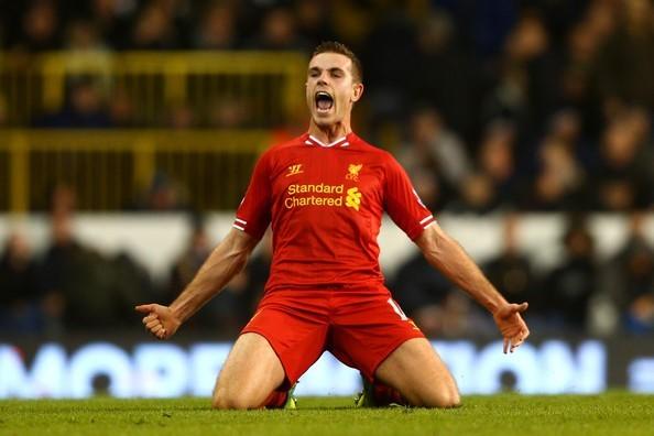 Jordan Henderson - Liverpool FC