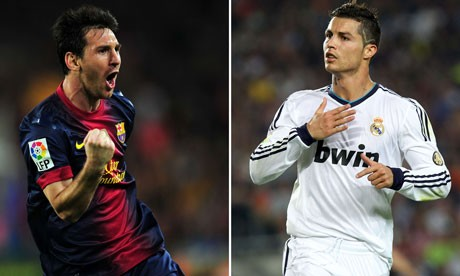 Ronaldo vs Messi: Who is better?