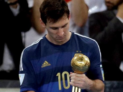 Messi-won-the-World-Cup-Golden-Ball