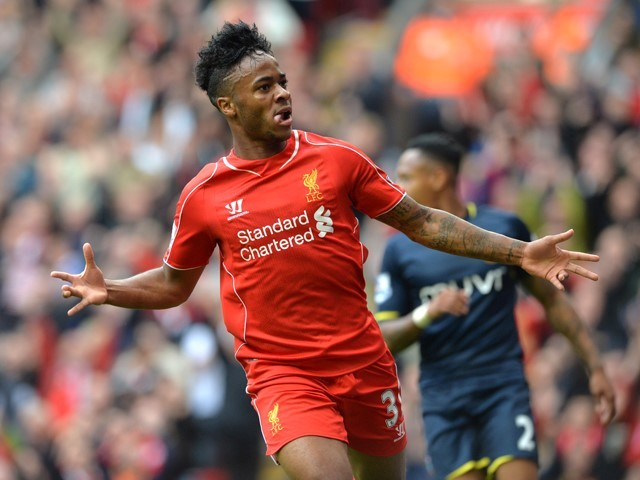 Raheem Sterling - Liverpool FC