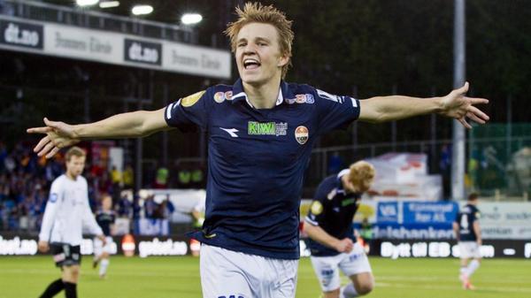 Martin Odegaard transfer