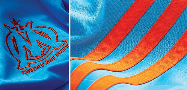 Marseille 2014-15 fourth kit