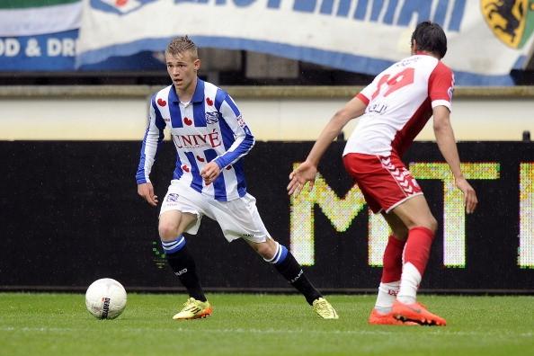 Dutch Eredivisie - SC Heerenveen v FC Utrecht