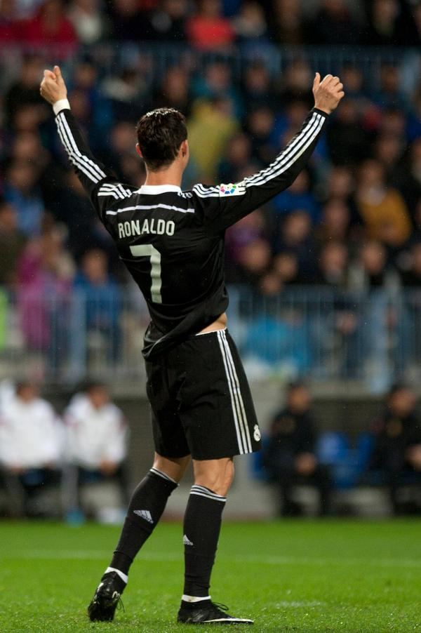 Cristiano has 20 goals and 8 assists in just 12 Liga games.