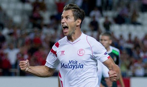 Arsenal News: Gregorz Krychowiak is a target for Arsenal