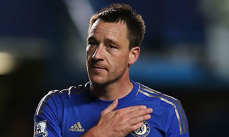 Five Potential Replacements For John Terry At Chelsea