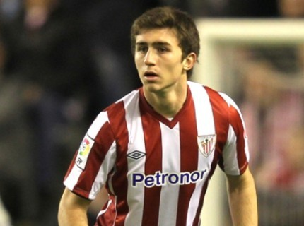 Aymeric Laporte from Athletic Bilbao is a target for Chelsea