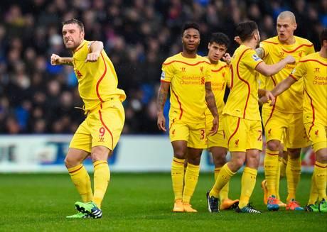 Possible Liverpool starting XI vs Ludogorets