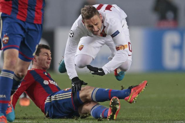 Roma-CSKA-Moscow